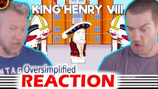 Henry VIII - OverSimplified REACTION