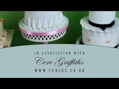 Katy Sue Mould Cake System Rope Border