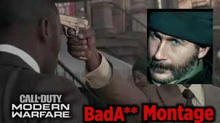 CALL OF DUTY MODERN WARFARE - Gameplay Montage | Bad*** Moments