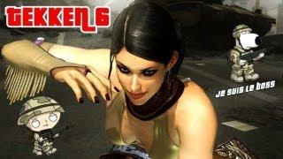 Un Tekken 6 à l'ancienne ! SounSoun et PlayFan, le duel ULTIME !