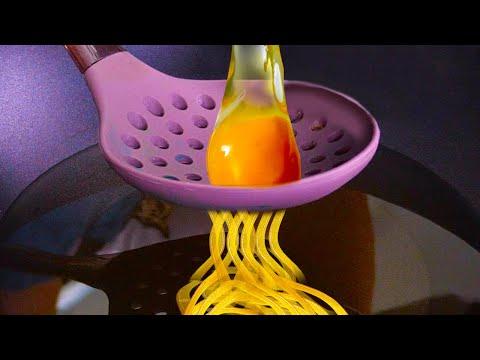 계란을 요리하는 34가지 미친 방법