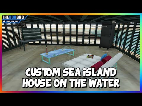 Download New Secret Island Discovered Gta 5 Mods Video 3GP Mp4 FLV