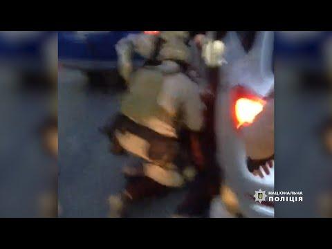Оперативники Нацполіції затримали групу серійних викрадачів автомобілів