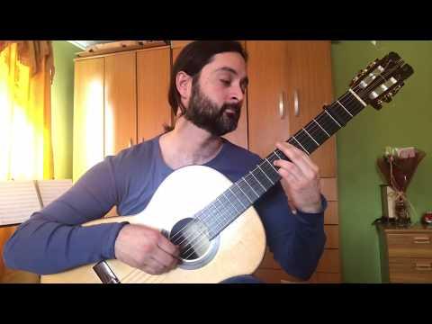 Tu sonrisa ha cambiado -Silvio Rodríguez (guitarra)