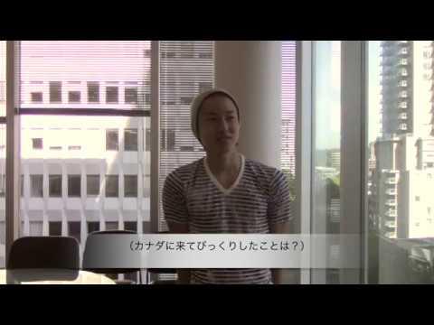 カナダ留学:英語力を本気で伸ばしたい!【新卒生Muneaki君の場合】