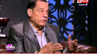 واحد من الناس - حلمي بكر ...شعبان عبد الرحيم ضحك علي الشعب المصري 20سنة