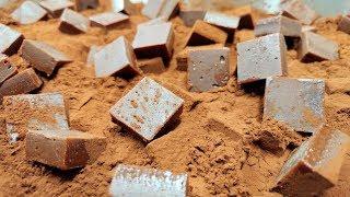 ケーキ屋さんの生チョコの作り方 「濃厚とろける生チョコレート」