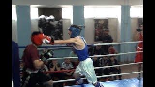 Открытый ринг по боксу/Boxing