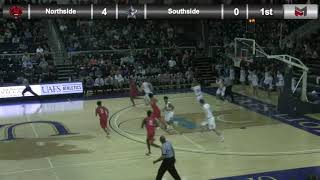 Boys BKB: Southside vs. Northside - 2/24/17