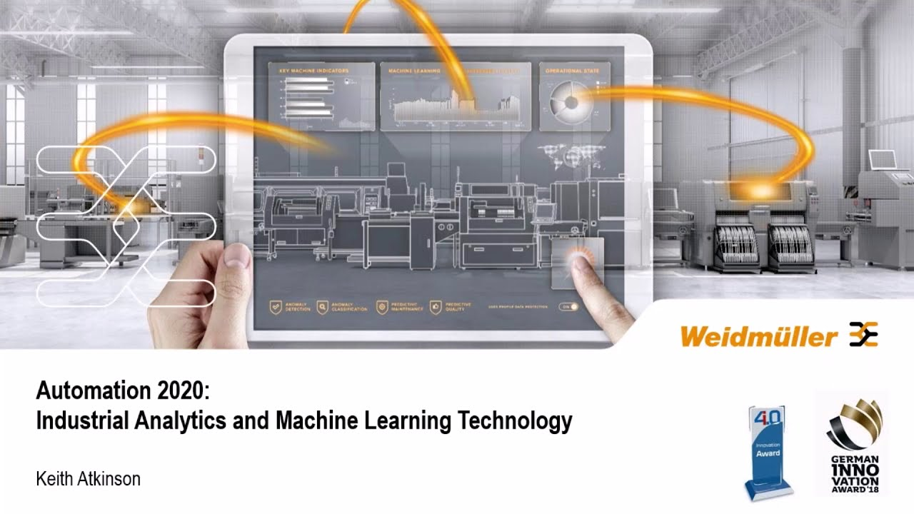 Weidmuller Automated Machine Learning
