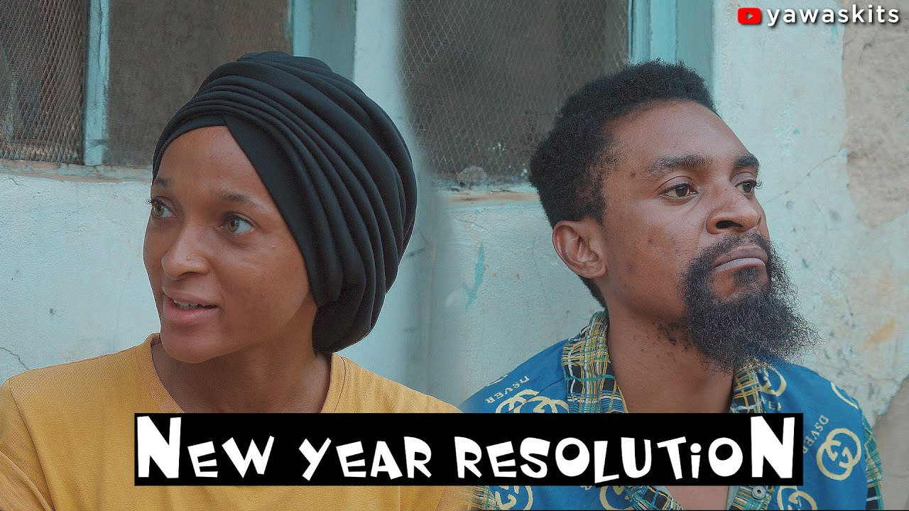 Download Comedy:- Yawaskit -New Year Resolution