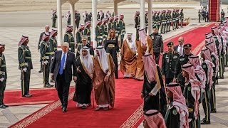 The United States and SaudiArabia mark decades of partnership with a visit