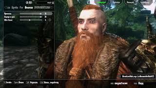 Skyrim mods: Создаем идеального викинга норда в Скайриме!