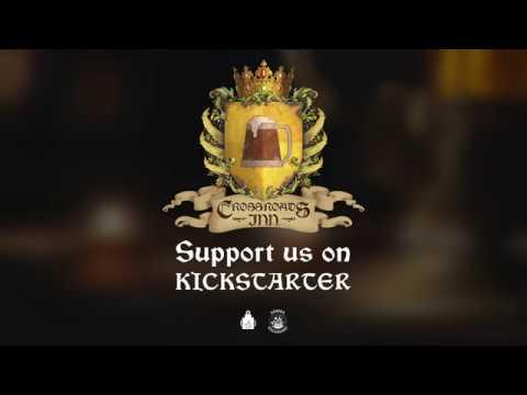 Crossroads Inn Kickstarter Gameplay thumbnail