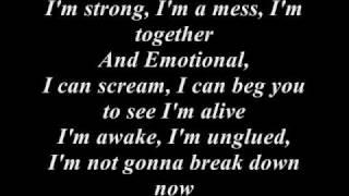 <b>Allison Iraheta</b>  You Dont Know Me  Lyrics