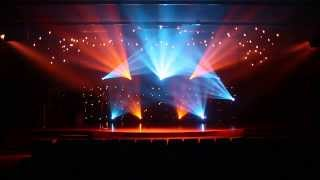 """""""Rise"""" By Hillsong Live (Lights from Inspire Church)"""