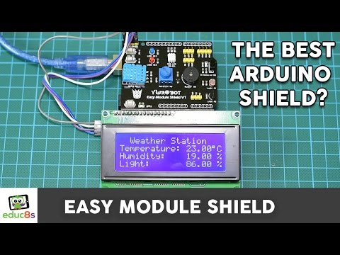 Easy Module Shield from Banggood.com