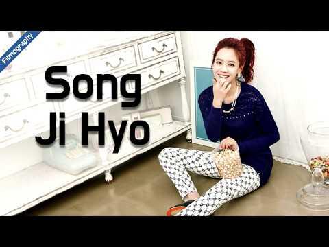 [Filmography] Song Ji Hyo
