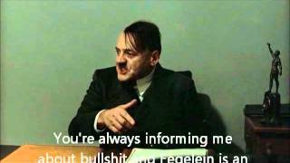 "Hitler is asked ""what's the difference between Fegelein and Günsche"""