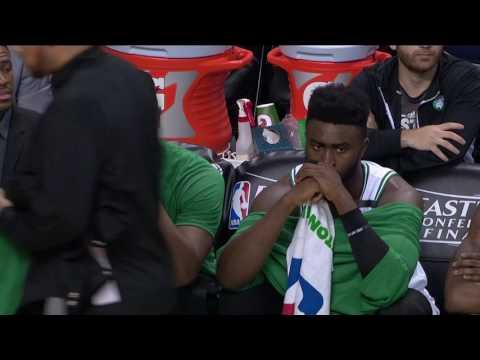 Cleveland Cavaliers at Boston Celtics   May 19, 2017