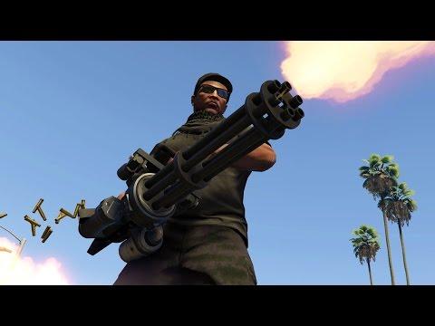 ALL OUT WAR! | GTA 5 Online