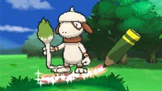 Smeargle  - (Pokémon) - Pokemon X and Y - How To Get Any Move On Smeargle