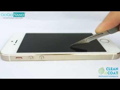 Universaalne ekraanikaitse GoGoNano™ Liquid Shield 25ml