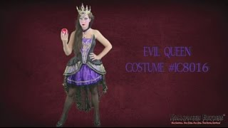The Evil Queen Costume Look
