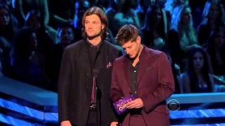 Jared & Jensen On Stage HQ - People's Choice Awards 2013