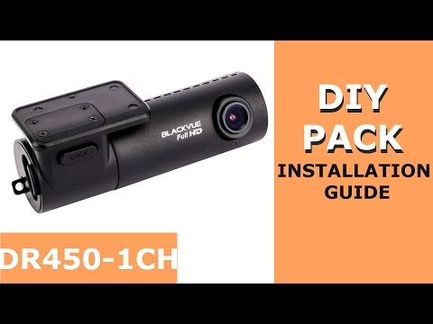 DR450-1CH and Power Magic Battery Pack Installation