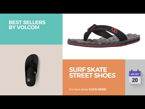 Surf Skate Street Shoes Best Sellers By Volcom