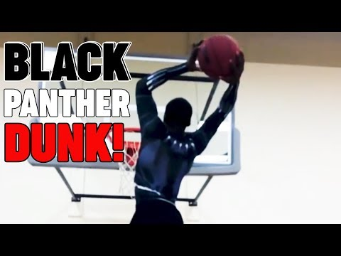 BLACK PANTHER DUNK!!! (Dunk Week Recap)
