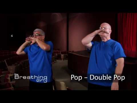 The Breathing Gym - Sam Pilafian Patrick Sheridan MUST SEE FOR BAND MEMBERS Official Video
