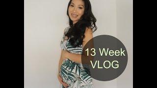 13 weeks pregnancy vlog