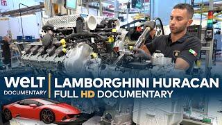 Lamborghini Huracan EVO - Inside the Factory | Full Documentary