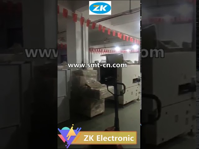 ZK Electronic Technology Co.,Limited Warehouse for SMT Equipment and Printer