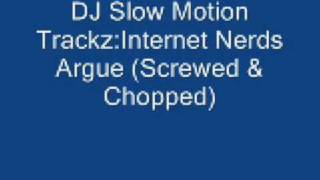 Chamillionaire-Internet Nerds Argue (S&C)