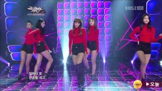 EXID - Every Night [Music Bank 121019] Live HD