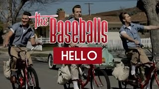 The Baseballs - Hello (Official Video)