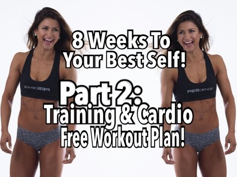 Fitness Beginner Guide Pt 2: Is Working Out Necessary For Fat Loss? Free Workout Program!
