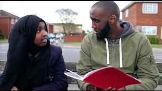 A Life Changed Through Writing: Abdi's Story