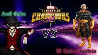 EL IRRECLAMABLE  (Podre matar al Coleccionista - MARVEL Batalla de Superhéroes