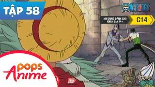 One Piece Tập 58 - Đấu Tay Đôi: Zoro Và Erik - Hoạt Hình Tiếng Việt