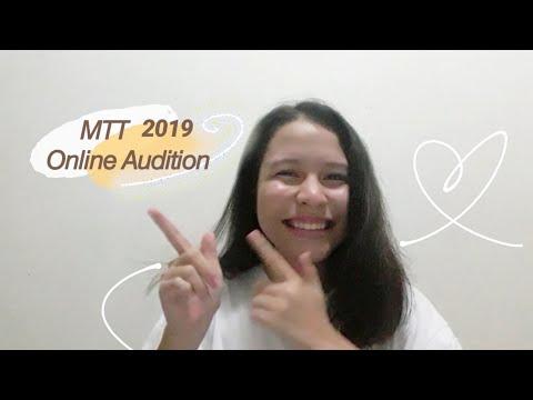 MTT 2019 Online Audition ดลณพร ชำนะ