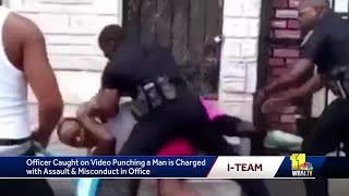 Grand jury indicts former BPD officer who repeatedly punched man
