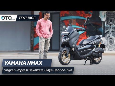 Yamaha NMax | Test Ride | Ungkap Impresi Sekaligus Biaya Service | OTO.com