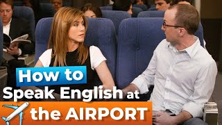 English for at the RESTAURANT | Fluent English Vocabulary with TV Series