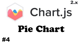 How to create a pie chart using ChartJS - ChartJS