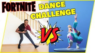 Trent's Fortnite Dance Challenge - Do It Right Ep.2