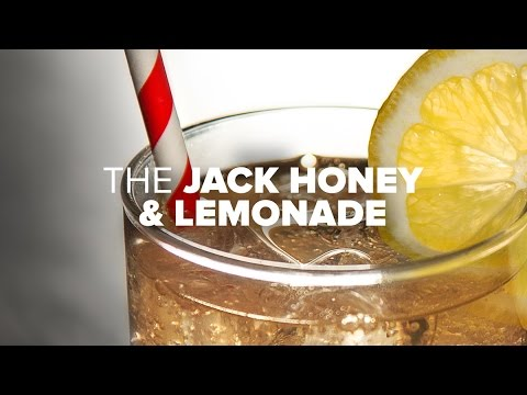 Video Brown-Forman Drink Recipes - The Jack Honey Lemonade